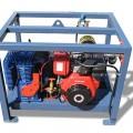 Pressure Lube International Diesel Air Compressor (Zone 2) PLI-DPAC-Z2