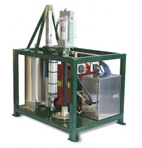 Pressure Lube International Open Skid UNIT PLI-OSU